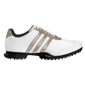 Adidas Khaki Driver Val S golf shoes